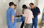 中國地大定制十字板剪切儀完成培訓驗收