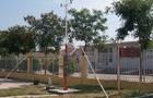 十堰市烟草种植自动气象系统安装完毕
