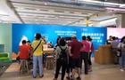 语易VR英语学习机 深圳书城体验中心体验热潮