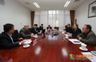 東莞理工學院領導赴中國科學院大學考察交流