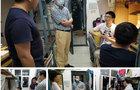 江西科技师范大学马克思主义学院领导深入一线走访宿舍关心返校毕业生