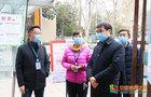 贵州医科大学领导前往口腔医院检查工作