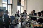 安徽省科技厅专家组莅临安徽科技学院考察饲草和玉米种质资源库建设工作
