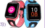 中天智能電話手表實時定位健康監測