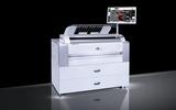 瑞网ROWE ecoPrint i8L 大幅面打印机/数码蓝图机