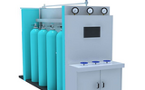 徐州硕博永久气体气瓶充装模拟机,永久气体气瓶充装模拟实操考核设备