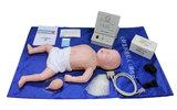 XB/CPR160高级婴儿心肺复苏训练模拟人 新生儿急救训练模拟人