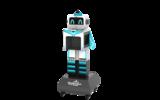 小學晨檢機器人-晨檢機器人小學生版-校園開學測溫設備