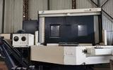 日本牧野800双工位卧式加工中心 二手A99数控双工位卧加