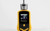 亞歐 彩屏泵吸二合一氣體檢測儀,一氧化碳二氧化碳溫度三合一測定儀?  DP-CO22