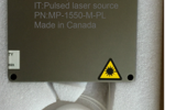 1550nm分布式光纖測溫系統 DTS脈沖光源