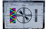 電視測量測試卡