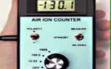 空氣離子濃度儀