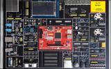 HQFC-MCU创新实验系统