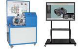 DSG變速器傳動原理多媒體實驗臺|DSG變速器實驗臺|汽車教學設備