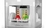 3D systems Cube X三喷头3D打印机