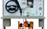 汽車安全氣囊及安全帶收緊器系統示教板