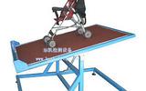 嬰兒車剎車性能試驗機