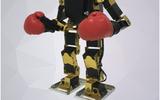 拳擊比賽機器人,對抗,無線手柄、手機、平板操控,升級可以加裝wifii模塊,搭載Android操作系統