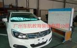 比亞迪E5電動汽車整車電氣系統實訓臺    新能源汽車電器系統