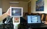 便携式X光机75Y型液晶显示器高清