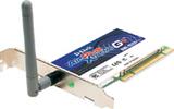 DWL-G520+A  802.11g 54M PCI 無線網卡