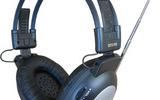 EDT-2108无线调频耳机,音频耳机,折叠耳机