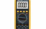 數字萬用表VC9807A+