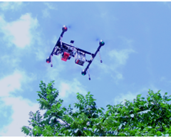EcoDrone轻便型无人机多光谱遥感系统成功交付
