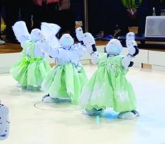 贵州首届大学生机器人大赛在筑开赛