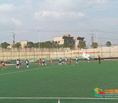铜仁幼师女子足球队参加第四届贵州大运会