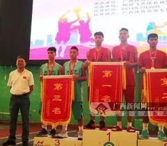 2018年广西体育传统项目学校篮球联赛收官