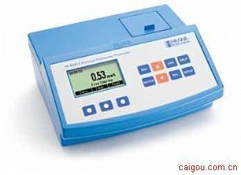 哈纳多参数离子浓度测定仪〔适用于泳池消毒领域〕