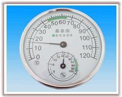 桑拿房专用温湿表 桑拿房温湿表
