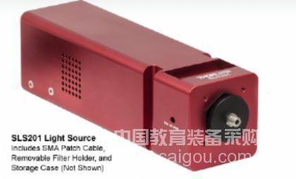 Thorlabs – SLS201穩定型鹵鎢燈光源