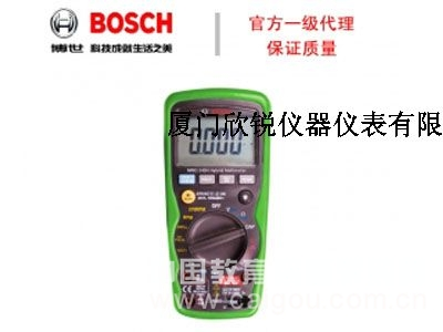 MMD540H汽車數字萬用表BOSCH博世mmd540h全國職業技能大賽專用