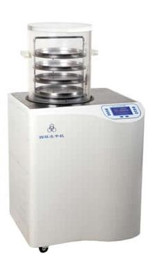 诺基仪器品牌冷冻干燥机LGJ-120可比进口产品