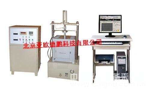 数显式材料高温抗折仪/全自动高温抗折仪