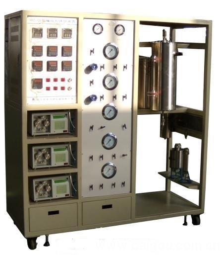 天津大学小型固定床流化床反应装置