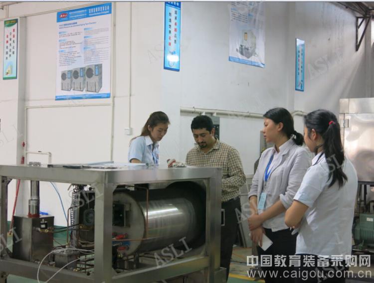 定制振动测实验台