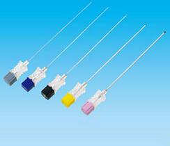 一次性使用麻醉用針-腰椎穿刺針---有注冊證(III類6815)  產品貨號: wi118399