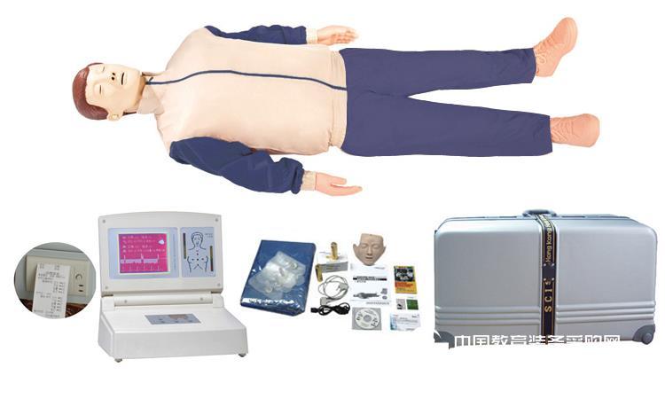 高级心肺复苏训练模拟人 上海秉恪科教设备有限公司