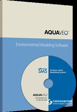 SMS 12.1 完整的地表水模擬軟件系統