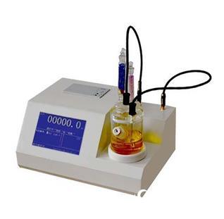 全自动微量水分测定仪 微量水分测定器