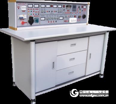 電工、電子、電拖技能實訓與考核實驗室成套設備