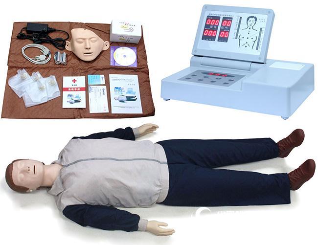 心肺復蘇法培訓仿真模擬人,仿真心肺復蘇訓練模型