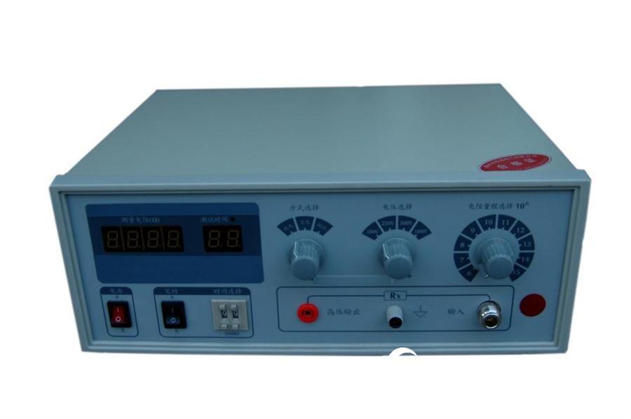 数字固体体积电阻率及表面电阻率测试仪/固液体积电阻率测定仪 型号:DPSB40B