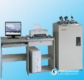 熱變形溫度維卡軟化點溫度檢測儀 熱變形溫度檢測儀 維卡軟化點溫度檢測儀