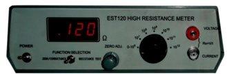 EST120+數字高阻計