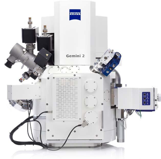 德國ZEISS聚焦離子束掃描電子顯微鏡(FIB-SEM)